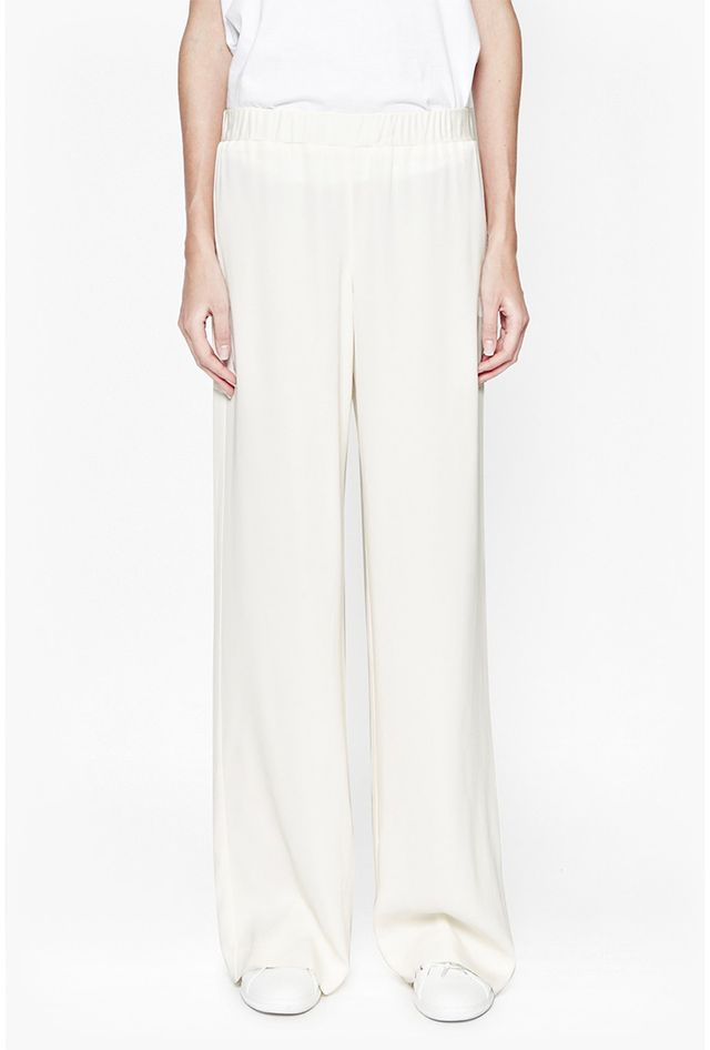 French Connection Fast Cassie Drape Wide-Leg Trousers