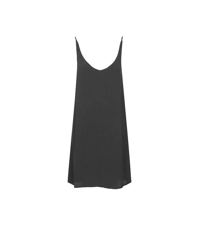Topshop High Apex Slip Dress