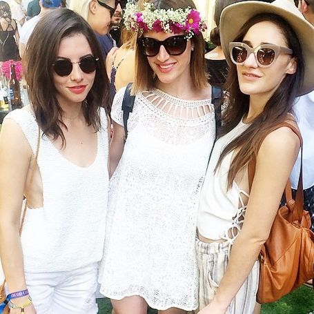 Photo Diary: Who What Wear Does Coachella Weekend One