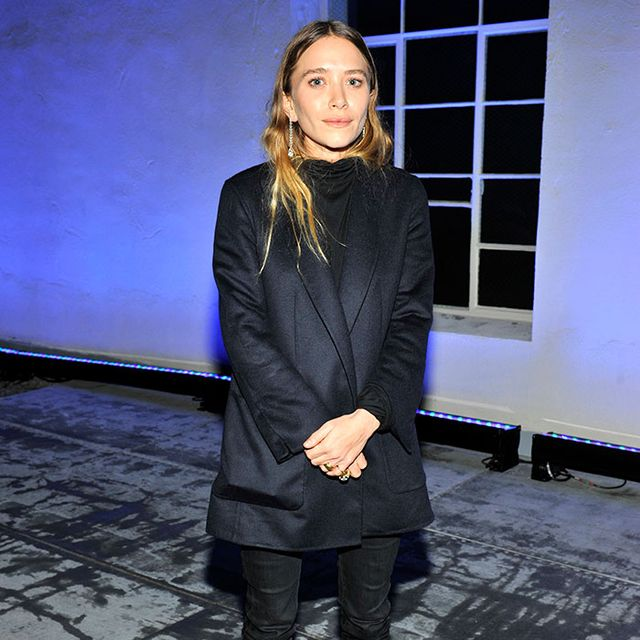 Mary-Kate Olsen's Style Icon Is NOT Who You Might Expect