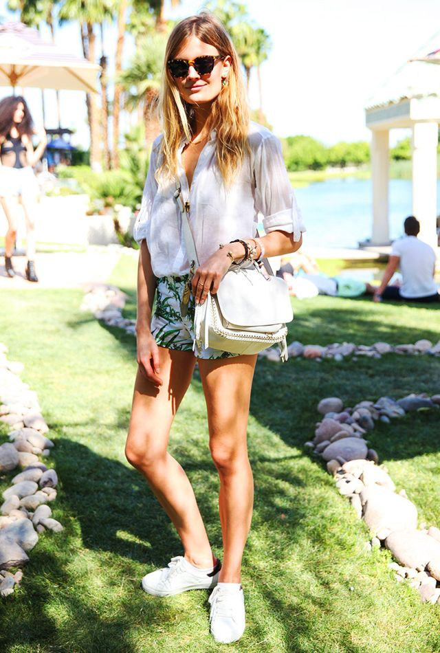 The Top 27 Celebrity Looks From Coachella Weekend One