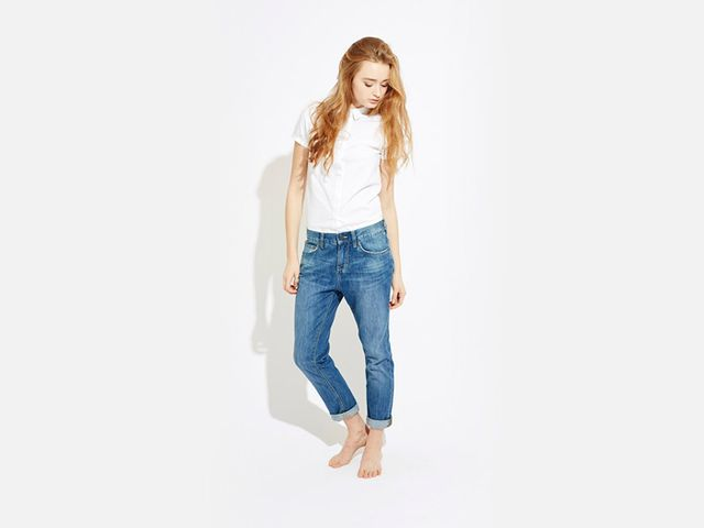 Wåven Erika Slim Boyfriend Jeans
