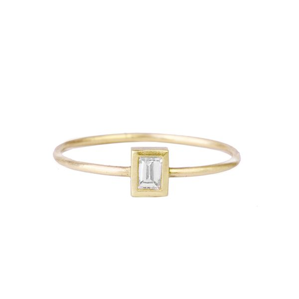 Rosedale Fine Jewellery Baguette Diamond Ring