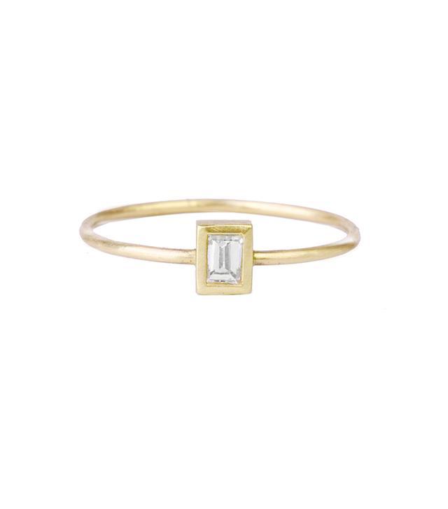Rosedale Fine Jewelry Baguette Diamond Ring