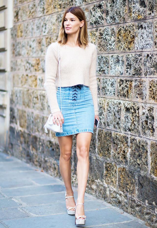 Classic Miniskirt
