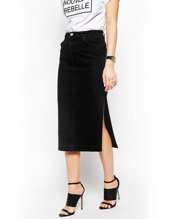 ASOS Shop our slit-skirt pick: