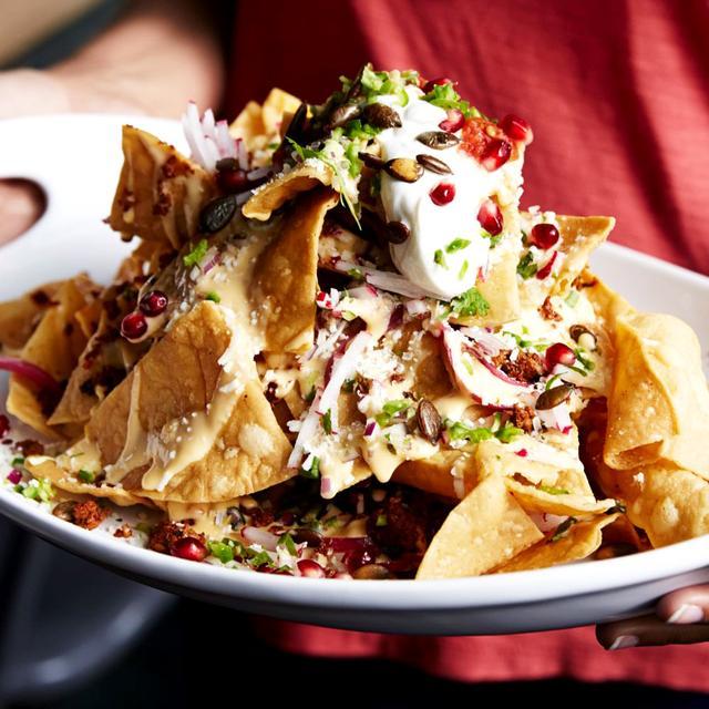 The Legendary Recipe for Bar Amá's Super Nachos