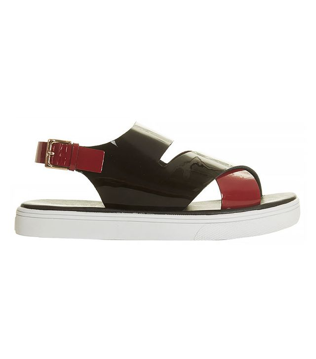 Topshop Fondant Strap Sandals
