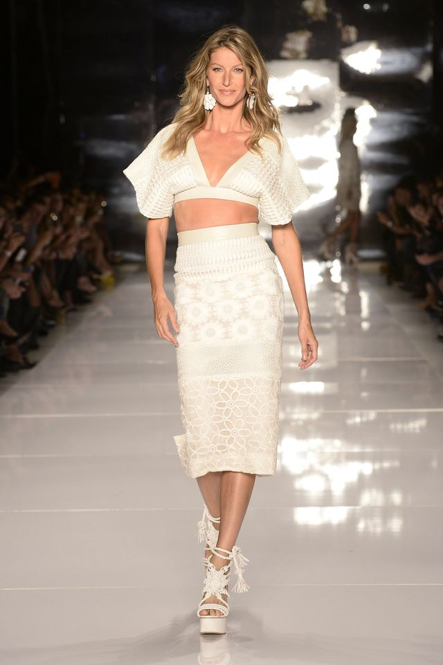 Gisele Is Retiring From the Runway (For Real This Time)