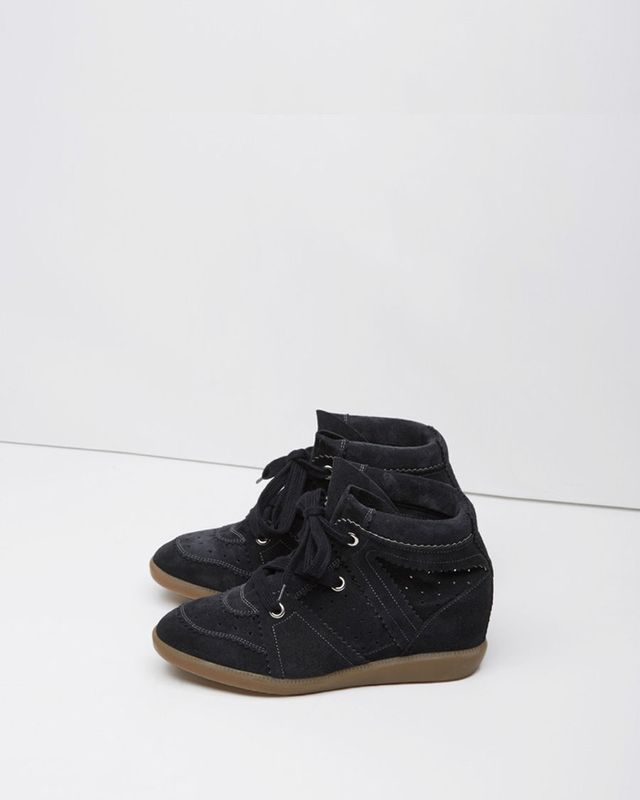Isabel Marant Bobby Low-Top Sneaker