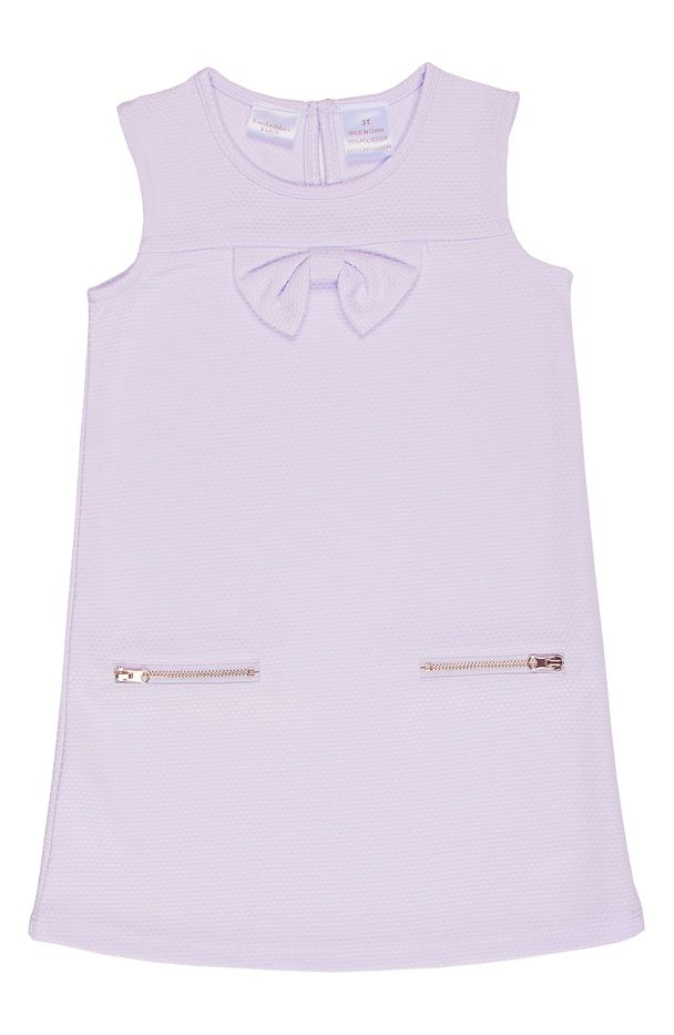 Kardashian Kids Bow Front Dress