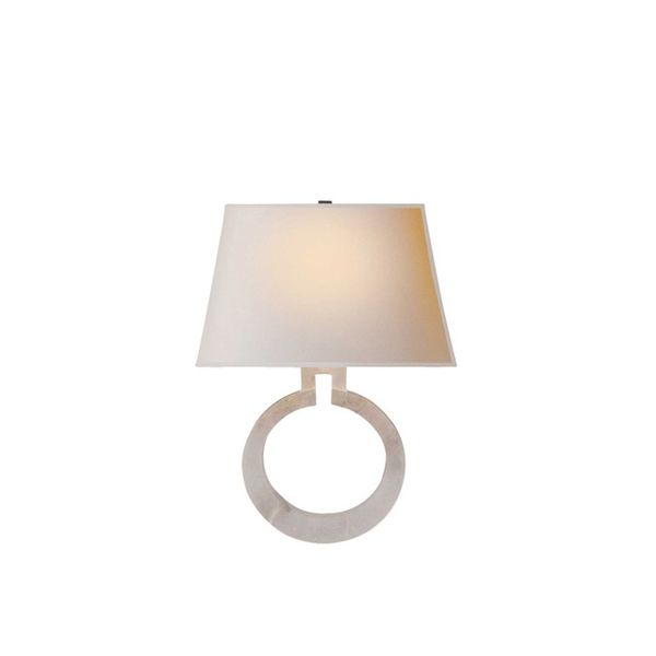 Circa Lighting Large Ring Wall Sconce