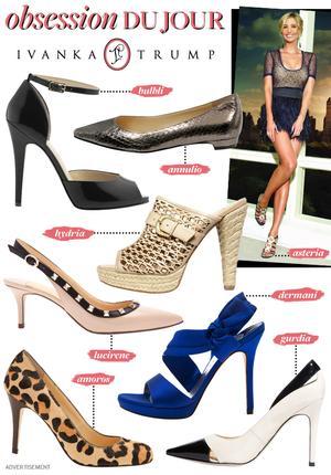 Ivanka Trump Footwear