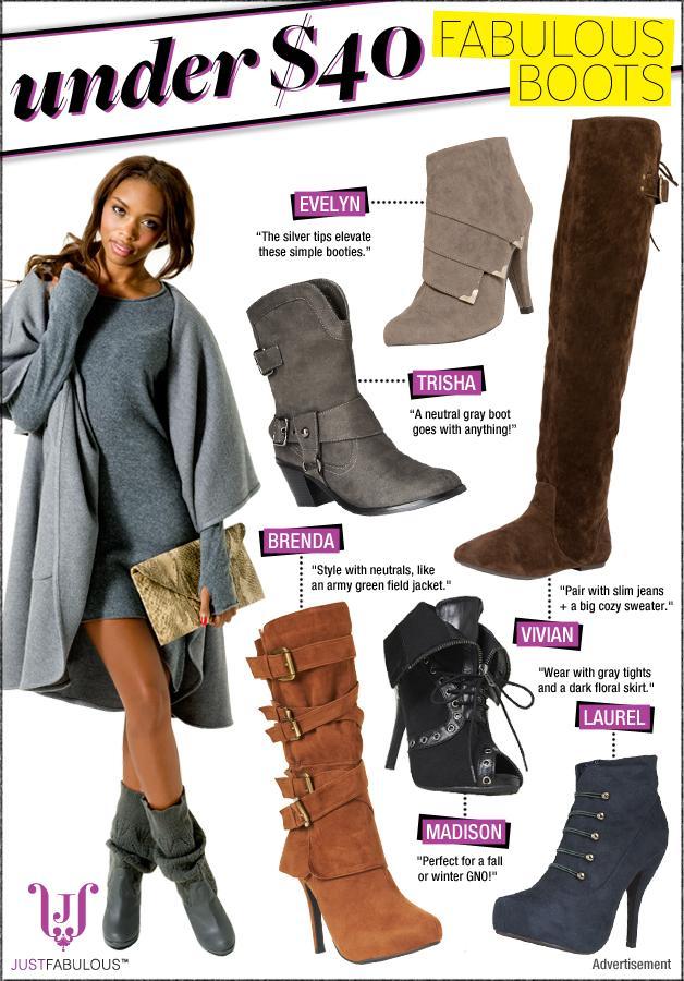 Fabulous Boots