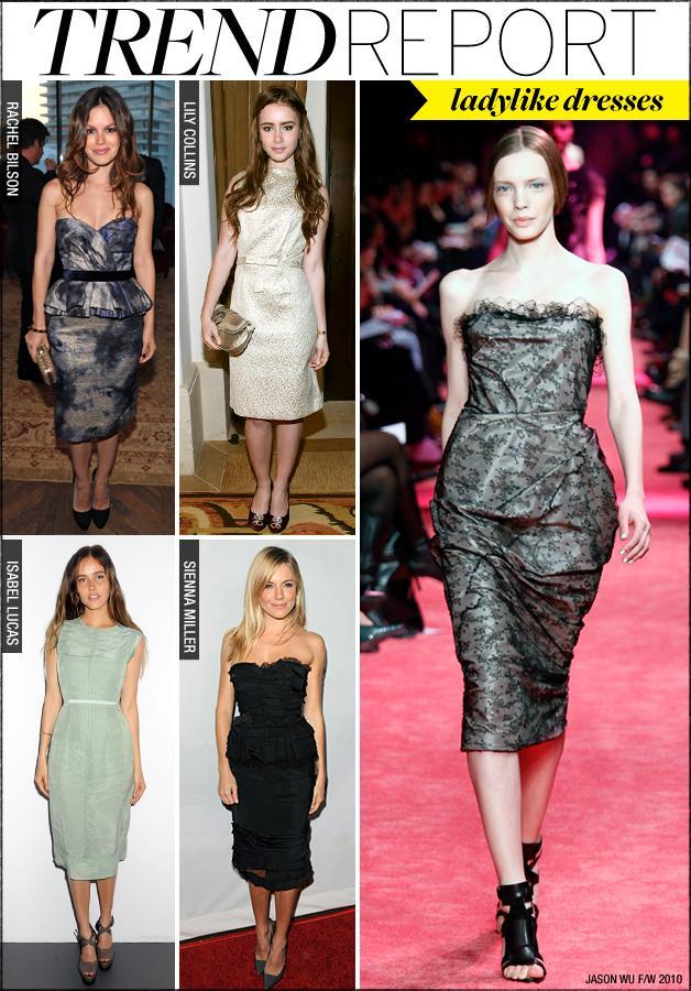 Ladylike Dresses