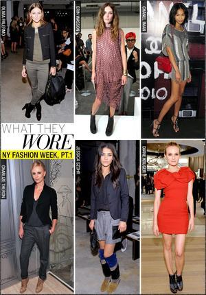 New York Fashion Week S/S 11