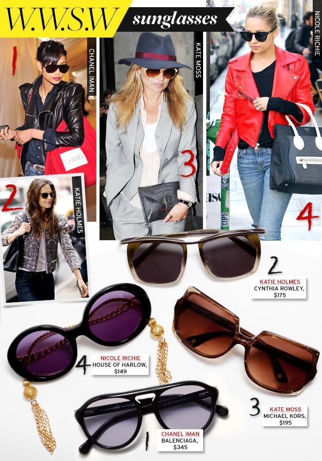 S/S 11 Sunglasses
