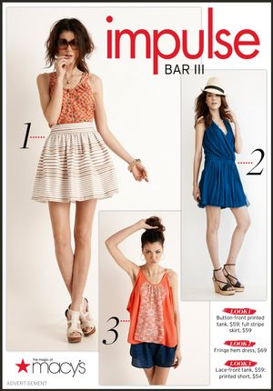 Bar III for Macy's Impulse