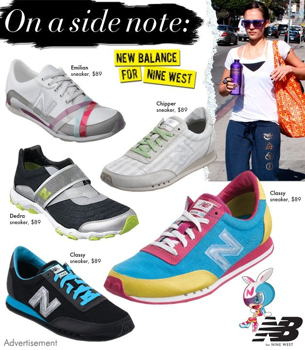 New Balance for Nine West