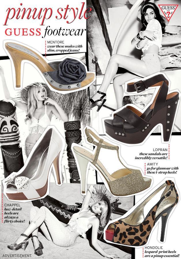 GUESS Footwear