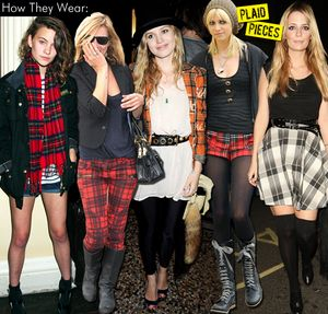Plaid Pieces
