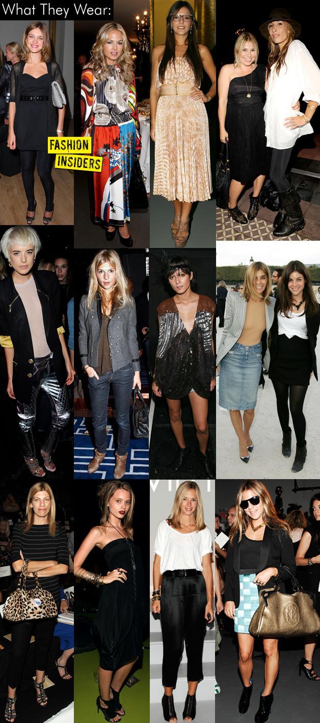 Fashion Insiders