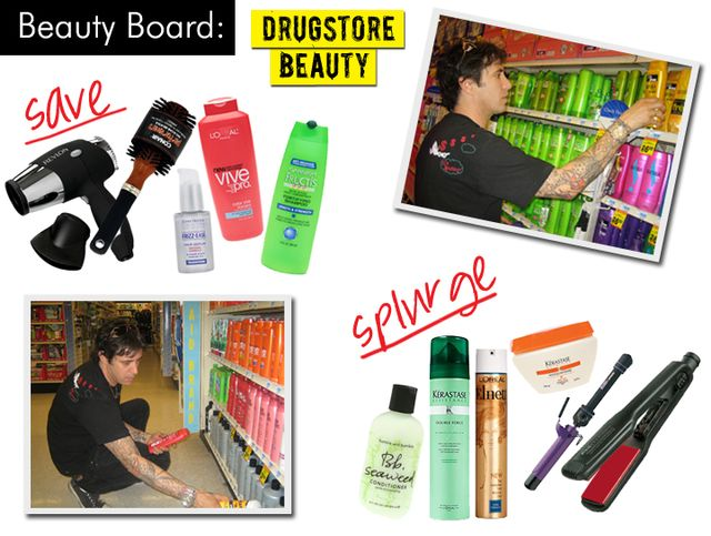 Drugstore Beauty - Save Or Splurge