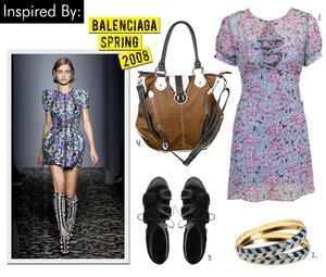Balenciaga Spring 08