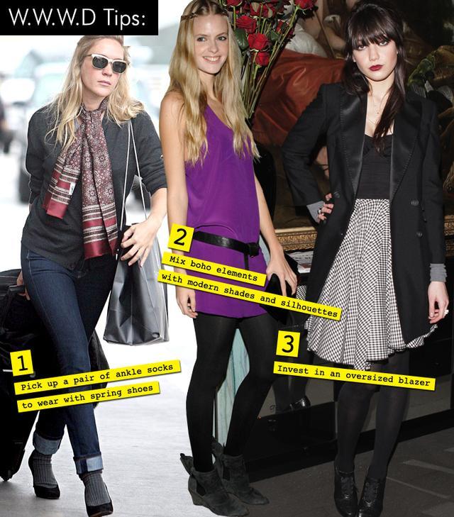 Fashion Tips/February