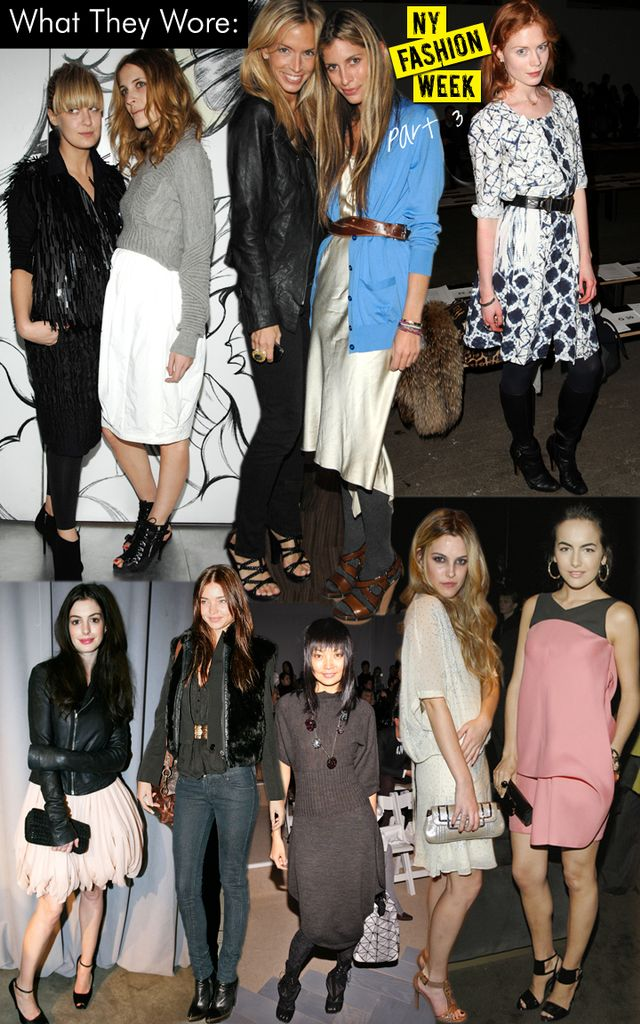 Fashion Week Part 3