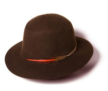 Janessa Leone Madeleine Hat