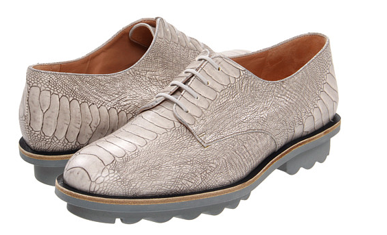 Robert Clergerie Wappy Oxfords