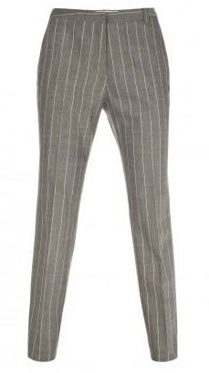Paul Smith  Grey Pinstripe Trousers