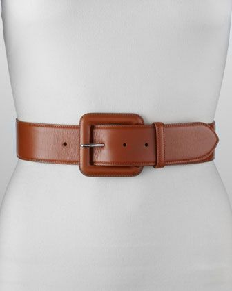 Ralph Lauren Trench Buckle Belt
