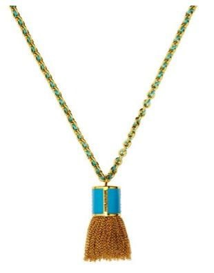 Juicy Couture Juicy Couture Tassel Pendant Necklace