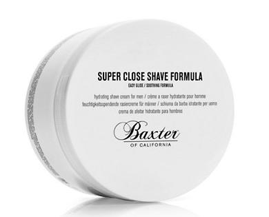 Baxter of California  Close Shave Formula