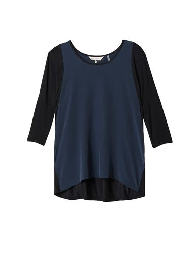 Rebecca Taylor  Slouchy Top