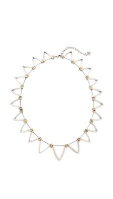 House of Harlow 1960  House of Harlow 1960 Trikona Necklace