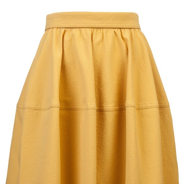 Carven Voile Full Skirt