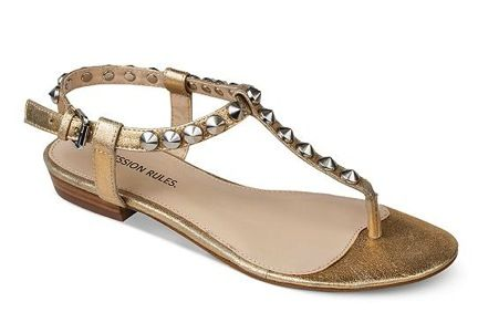 Obsession Rules  Rae Studded Sandals