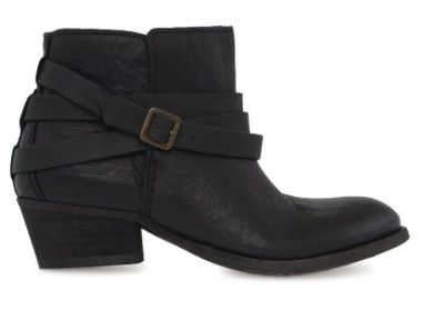 H by Hudson Horrigan H by Hudson Horrigan Noir Ankle Boots