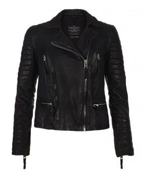 AllSaints AllSaints Pitch Leather Biker Jacket