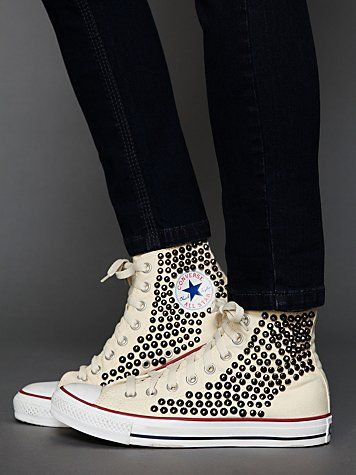 Converse Tommy Studded Chucks