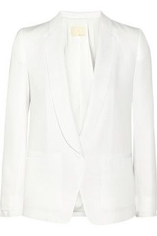 Band of Outsiders Crepe Tuxedo Jacket