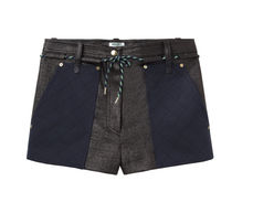 Kenzo Quilted Pocket Shorts