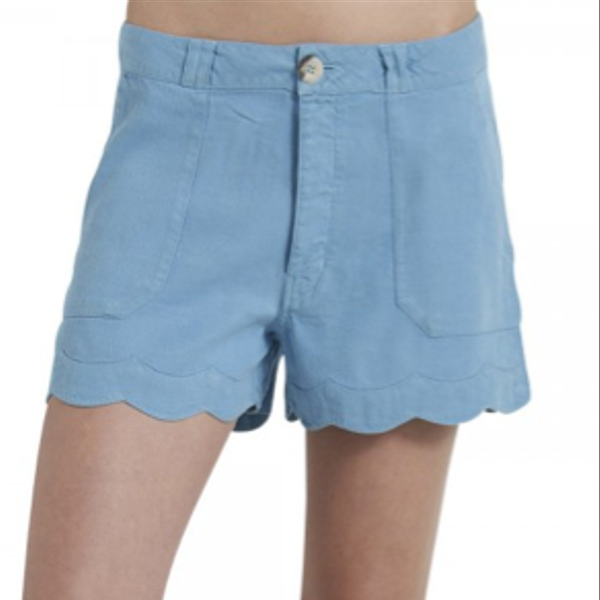 MiH The Scallop Shorts
