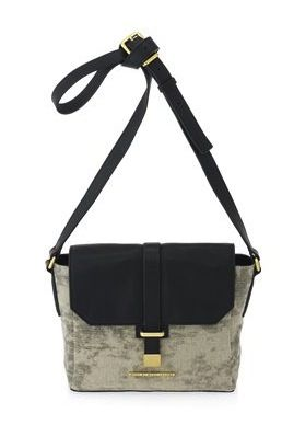 Marc by Marc Jacobs Marc by Marc Jacobs Natural Selection Distressed Mini Messenger