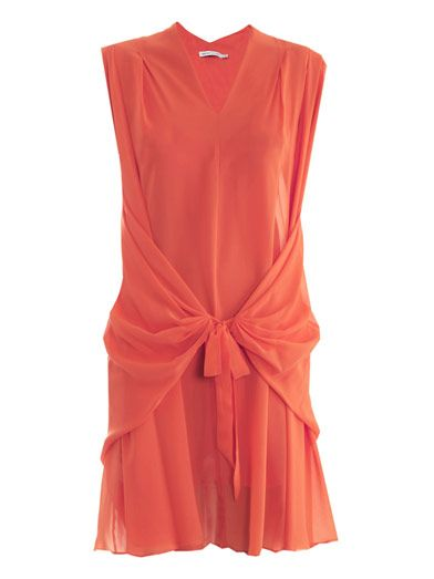 See By Chloe  Chiffon Wrap Dress