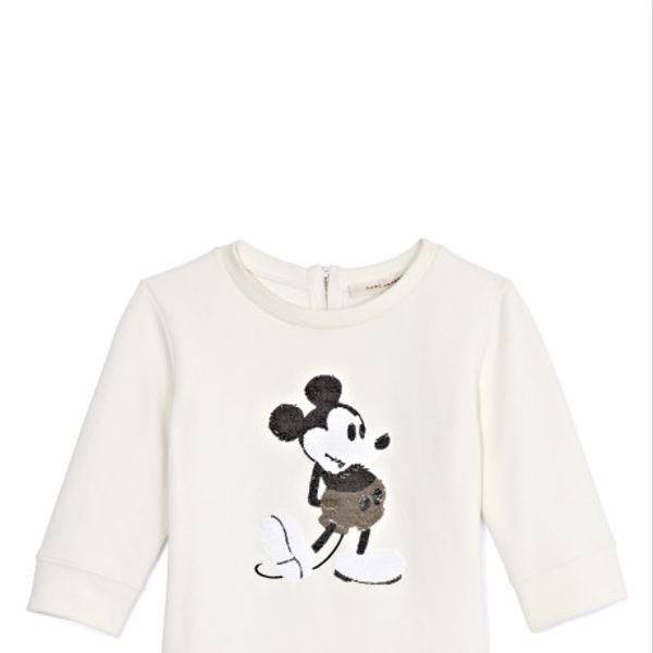 Marc Jacobs Sequin Mickey Mouse Sweater