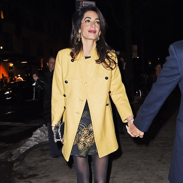 Amal Clooney's Style Influence Reaches Farther Than You Think